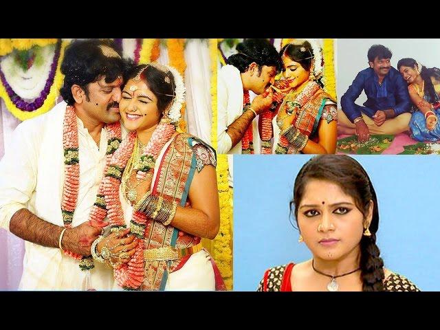 Ramulamma Serial fame Sirisha family unseen photos Pics Video