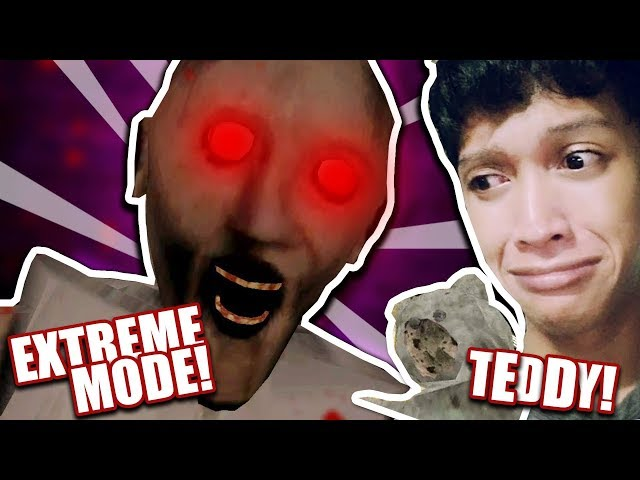 GRANNY - EXTREME MODE!!! tagalog NEW UPDATE