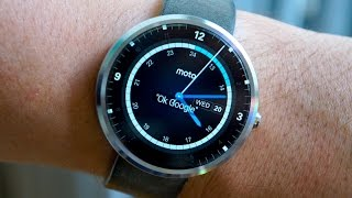 Motorola Moto 360 - After The Buzz, Episode 43(The Moto 360 was the first circular Android Wear smartwatch. In a world that now boasts competitors like the LG G Watch R and Watch Urbane and the coming ..., 2015-05-20T22:29:48.000Z)