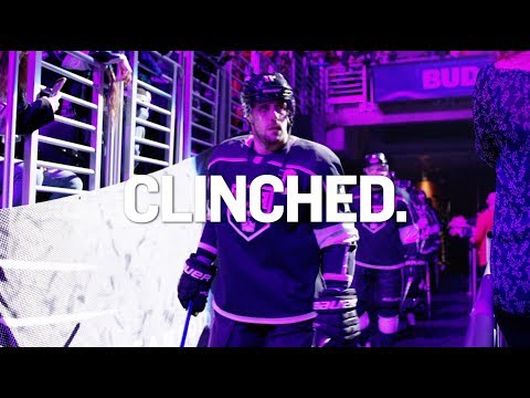LA Kings Clinch Playoff Berth