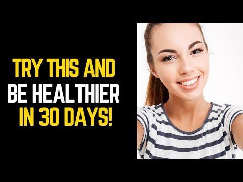 Feel Healthier in 30 Days Vegetarian Experiment