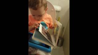 More potty time reading