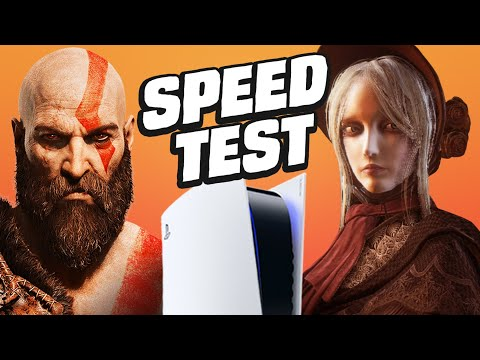 PS5 vs PS4 Load Time Comparison: Bloodborne, God of War, and More