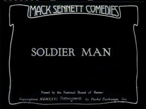 1926 - Soldier Man (Rótulos en Castellano)