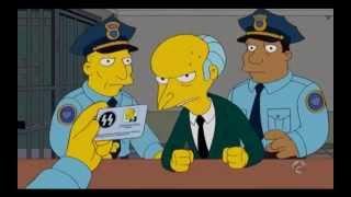 Los Simpson 21x17 Historia Americana Xcelente (Señor Burns SS) [Castellano]