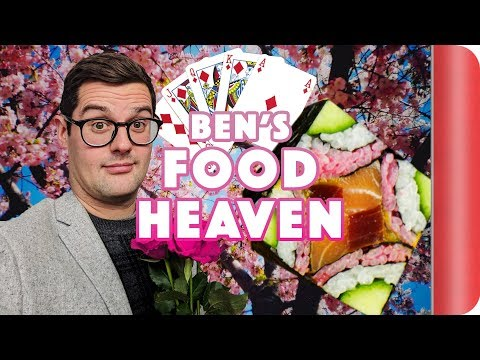 Ben's Food Heaven - Quiche, Japan and Magic