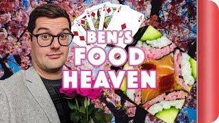 Ben's Food Heaven - Quiche, Japan and Magic thumbnail