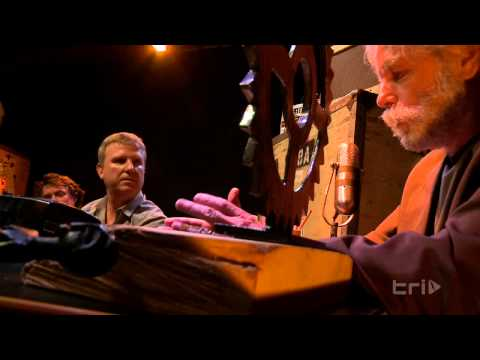 Bob Weir Receives IROCKE 2013 Sound & Vision Award at TRI Studios