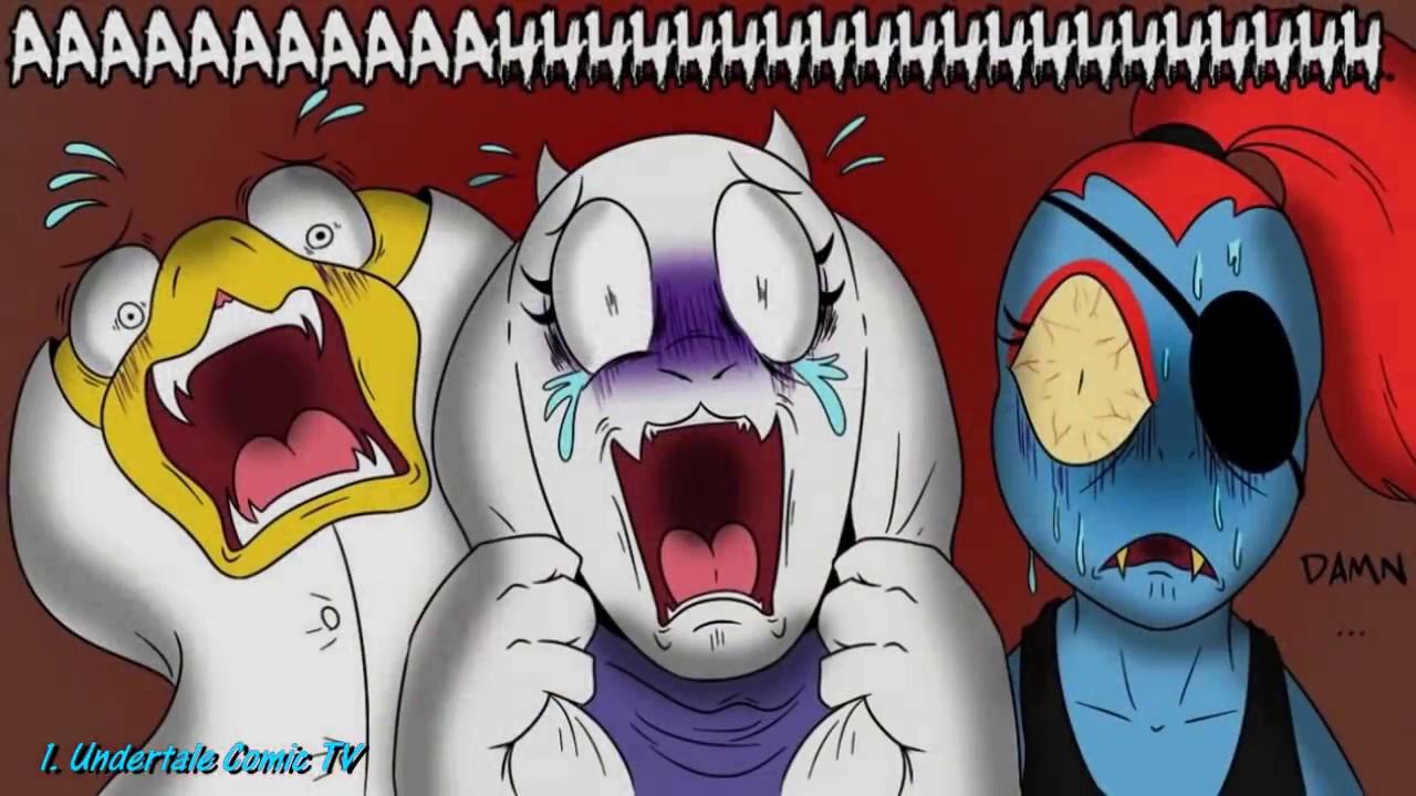 Download 【 Undertale Animation Dubs #104 】Epic Undertale Comic dub