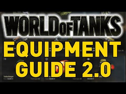 Equipment 2.0 Guide - World Of Tanks