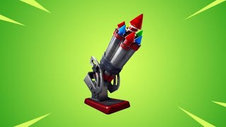 Bottle rockets gameplay fortnite