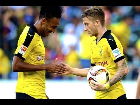 All Goals & Highlight ● Borussia Dortmund Vs Wolfsberger AC 5-0{agg 6-0}●06 08 2015 ●Europa League