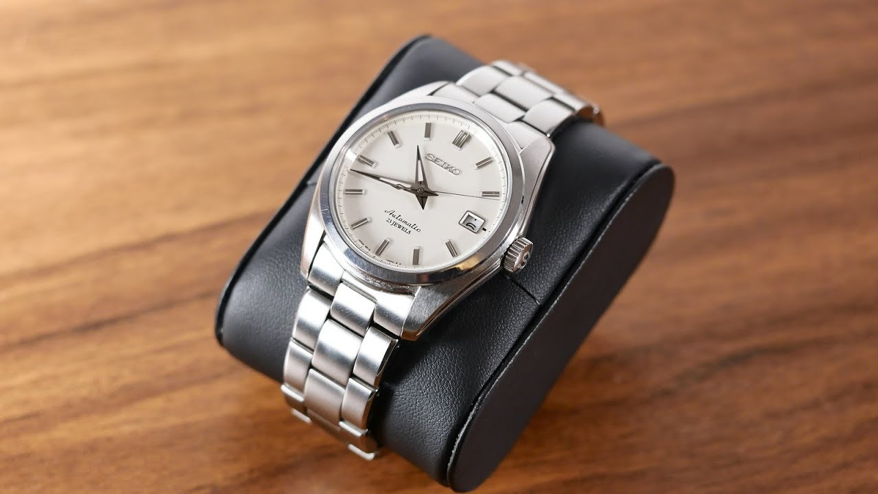 Seiko Sarb035 Unboxing First Impressions Youtube