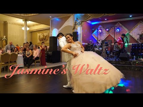 El Vals De Las Mariposas Dani Daniel |Quinceañera Waltz Dance Video | LA Quince 2018