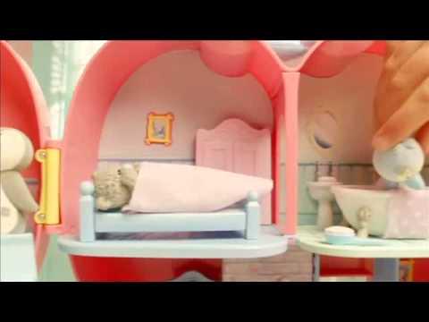Tatty Teddy Heart Playhouse At Toys