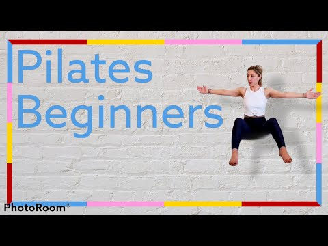 easy pilates workout for beginners  total body workout at