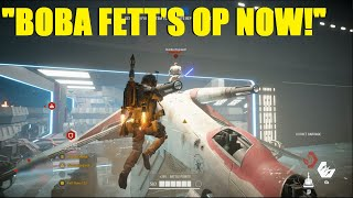 "Star Wars Battlefront 2 - Comments: ""Boba's OP!"" Meanwhile in game..... 