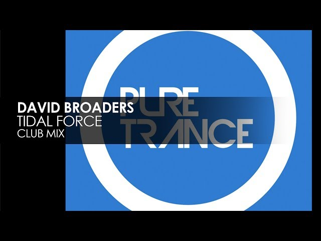 David Broaders - Tidal Force