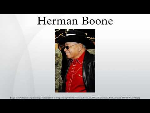 Herman Boone