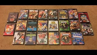 Sony PlayStation 2 Compilation Disc Collection