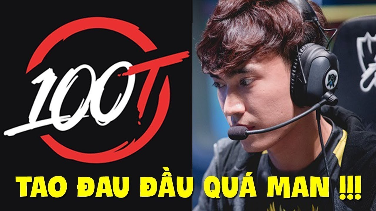 100T LEVI vs OPT Highlights NA LCS Spring 2018 100 Thieves vs Optic Gaming  by Onivia