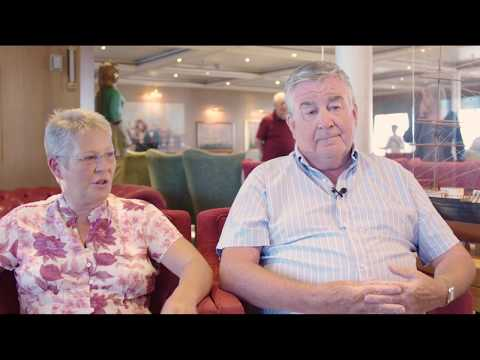 Guest Reviews - why we do what we do at Fred. Olsen Cruise Lines