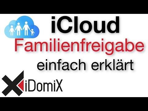 iCloud Familienfreigabe einfach erklärt und einrichten