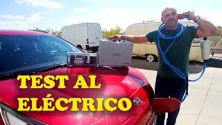 LiVE: Os presento mi laboratorio de consumos y pruebas de coches eléctricos