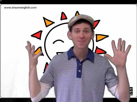 Weather Song For Kids: The Sun Comes Up!