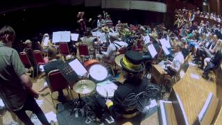 The Good, The Bad and The Ugly. The Fantasy Orchestra + Gurt Lush Choir. Colston Hall, 5th July 2014