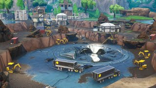 R.I.P. to Loot Lake!! *EXCAVATION* + *NEW* CHALLENGES AND OBJECTS *FREE* Fortnite ? RexiRexi728