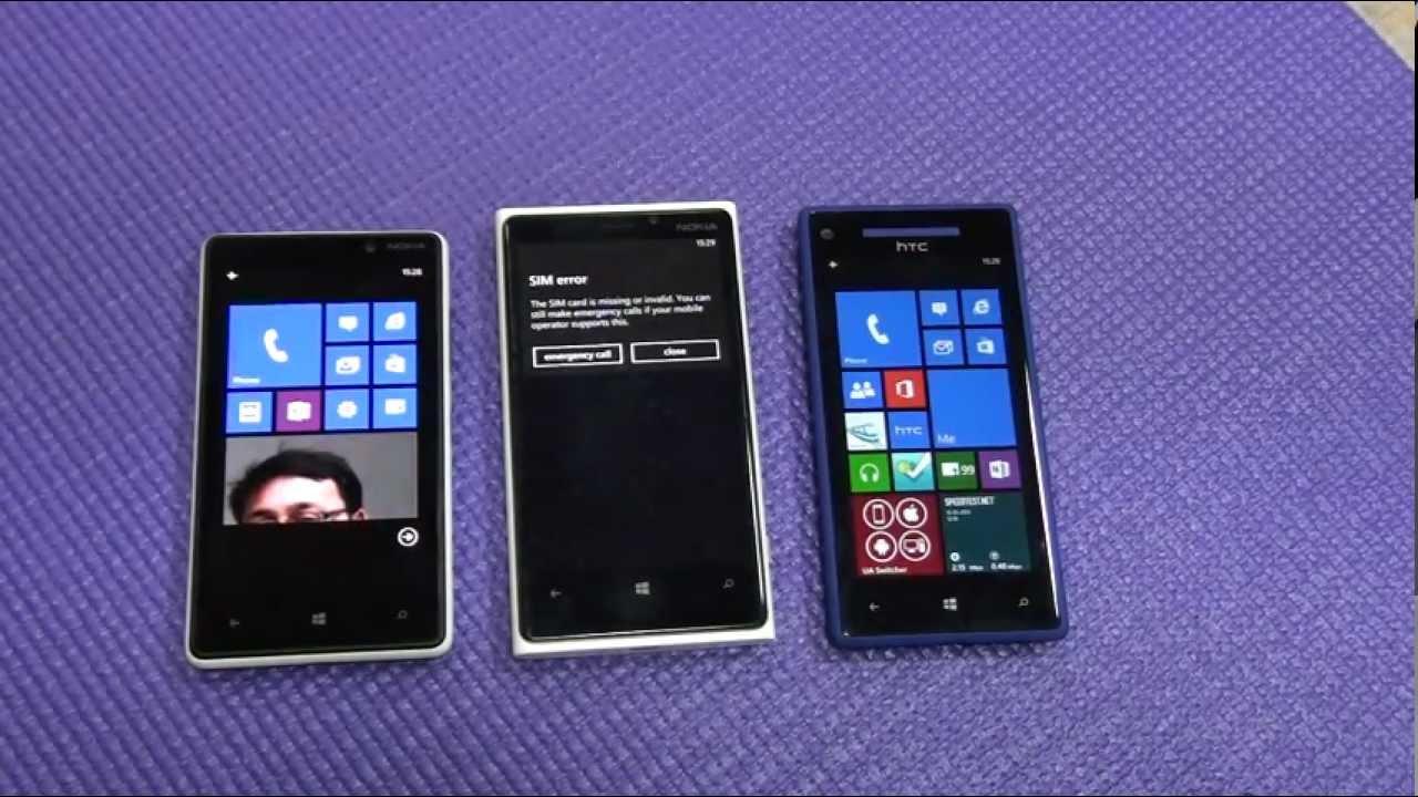 Ultimate Lumia Comparison; Lumia 920 vs. 820, 720, 620 & 520 : My ...