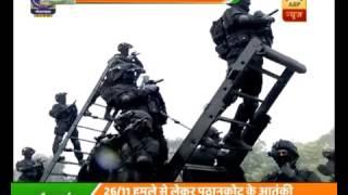 68th Republic Day  NSG commandos debut in parade at Rajpath