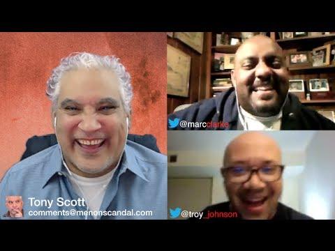 Men on Scandal - Say Hello to My Little Friend on Talkin360