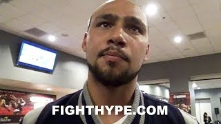 KEITH THURMAN EXPLAINS EXTENT OF ELBOW INJURY; CONFIRMS IT HAPPENED BEFORE DANNY GARCIA CLASH