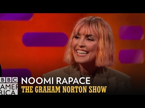 Noomi Rapace Doesn't Know Who Roger Is | The Graham Norton Show | Fridays at 11/10c