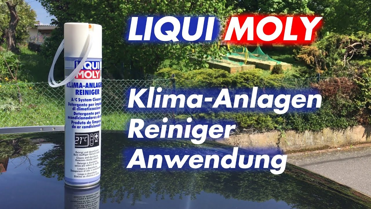 klimaanlage desinfizieren liqui moly klimareiniger. Black Bedroom Furniture Sets. Home Design Ideas