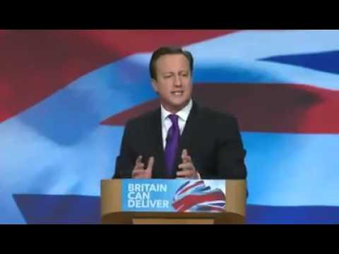 David Cameron Truth Rap