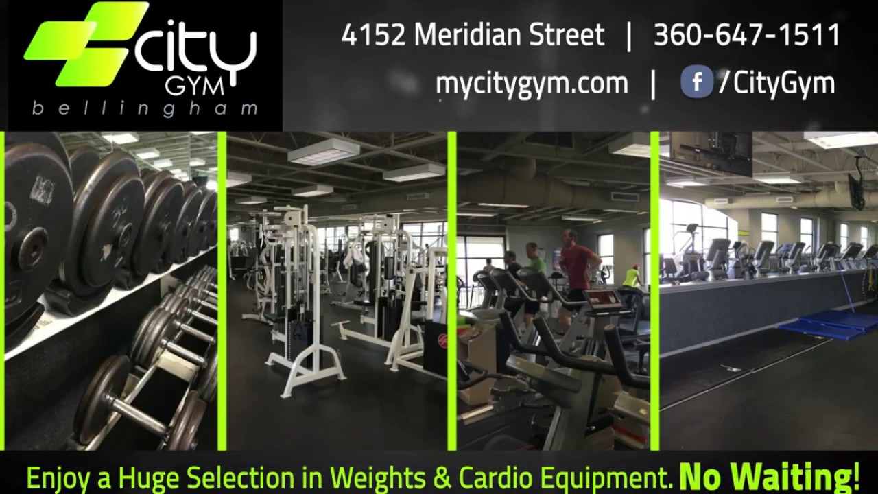 City Gym Bellingham Wa Bellingham Are You In Need Of A Gym Try City Gym Conveniently Located Off The Guide Meridian Just Nor City Gym Gym Facilities Gym