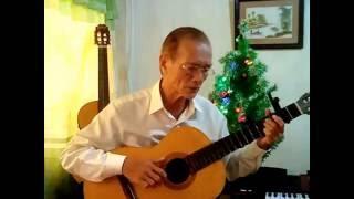 Tà áo đêm Noel - Đệm hát guitar - Ballade