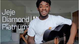 Diamond Platnumz - Jeje |  Guitar Tutorial | How To Play Afrobeats Guitar