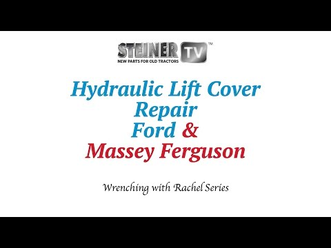 Hydraulic Lift Cover Repair