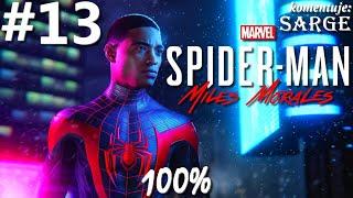 Zagrajmy w Spider-Man: Miles Morales PL (100%) odc. 13 - W pełnym zgiełku | PS5