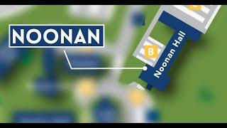 Tour of Briar Cliff University's Noonan Hall