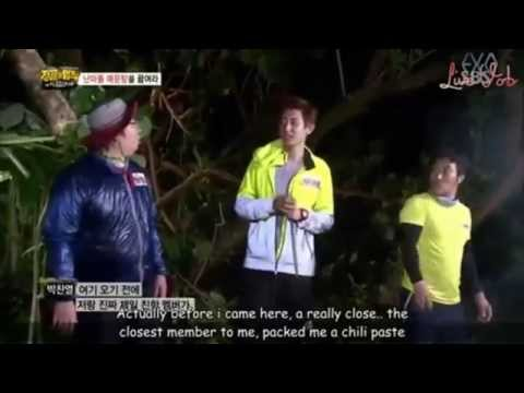 Chanbaek LOTJ Micronesia CUT [ENGSUB]