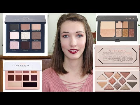 New Nontoxic Eyeshadow Palette Final Thoughts + Mini Palette Declutter