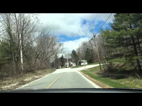 Rt7 to Chittenden VT Spring Drive
