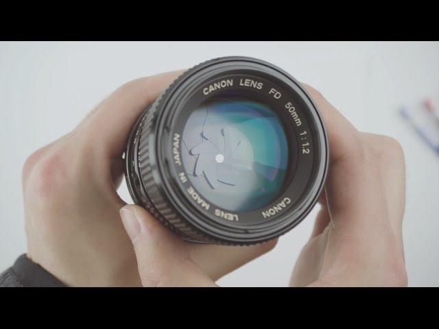 35mm f/0.9 for $350 | Tested and Explained: Physics of Speed Booster and Crop Factoring