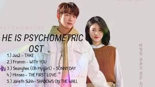 Download HE IS PSYCHOMETRIC OST | Full Album Mp3