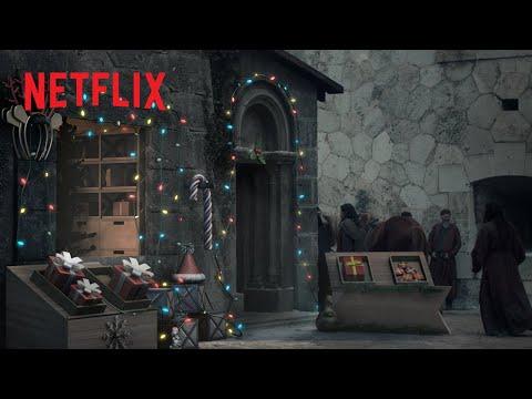 Τα Χριστούγεννα βάφτηκαν κόκκινα | Ο Γητευτής | Netflix